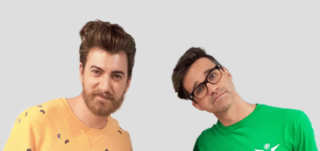Rhett & Link YouTube comedy duo