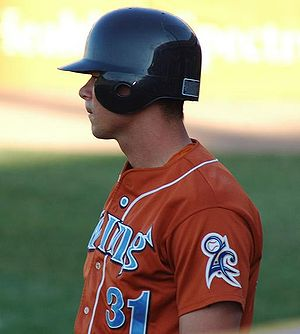 Rick Ankiel - Rick Ankiel in the minor leagues playing for the Swing of the Quad Cities in 2005