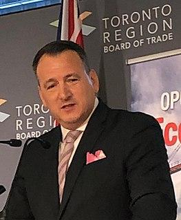 Greg Rickford Canadian politician