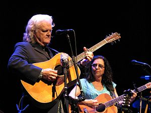 Ricky Skaggs - Ricky Skaggs and Sharon White, McGlohon Theater, Charlotte, NC, August 19, 2015