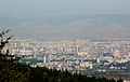 Ride with Simeonovo Cablecar to Aleko, view to Sofia 2012 PD 023.jpg