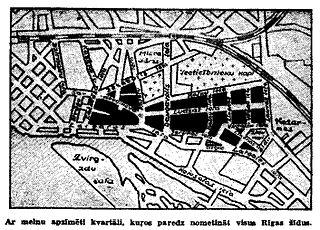 Riga Ghetto ghetto