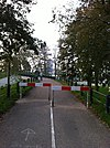 foto van Hoge Spoorbrug