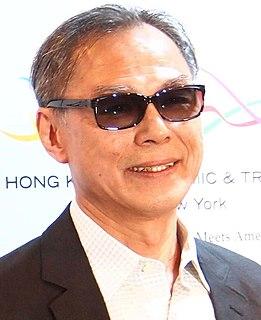 Ringo Lam Hong Kong film director