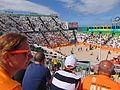 Rio 2016 - Beach volleyball 11 August (BV016) (29456935565).jpg