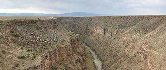 Rio Grande Gorge - Rio Grande Gorge