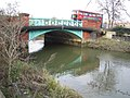 River Roding, A124 London Road bridge in Barking - geograph.org.uk - 322293.jpg