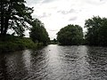 River Usk, with fisherman - geograph.org.uk - 1365783.jpg