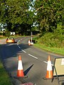 Roadworks on the Welsh Road - geograph.org.uk - 1421611.jpg