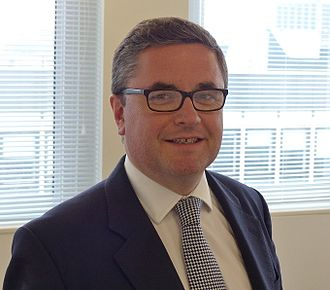Solicitor General for England and Wales - Image: Robert Buckland, Solicitor General for England and Wales