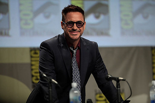 Robert Downey, Jr. SDCC 2014