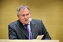 Robert Walter, president European security and Defence Assembly. Session 2009.jpg
