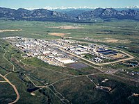 Rocky Flats Site in July 1995 Prior to Final Cleanup.jpg