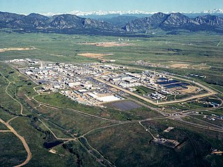 Rocky Flats Plant United States historic place