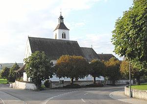Rodersdorf - Rodersdorf village church