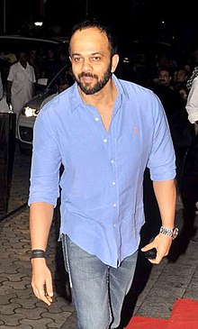 Rohit Shetty at the special screening of 'Bol Bachchan' 04 (cropped).jpg