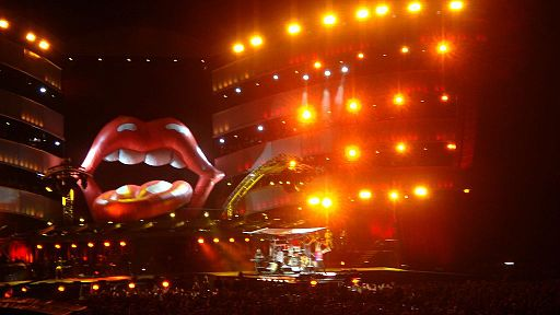 Rolling Stones, Twickenham, Aug 2006