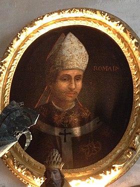 Image illustrative de l'article Romain de Rouen