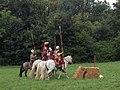 Roman Cavalry Reenactment - Roman Festival at Augusta Raurica - August 2013-023.JPG