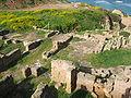 Roman vila in apollonia.JPG