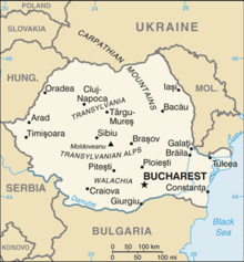 Romania-CIA WFB Map.png