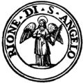 Rome rione XI sant angelo logo.png