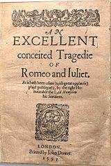an overview of the ignorance in tragedy of romeo and juliet a play by william shakespeare Romeo play romeo montague shakespeares romeo directing romeo play antony play review feminist play play hamlet role play shakespeares play.