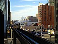 Rosa Parks Bus Terminal from People Mover.jpg