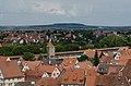 Rothenburg ob der Tauber, Stadtmauer, Hekersturm, 08-2014-003.jpg