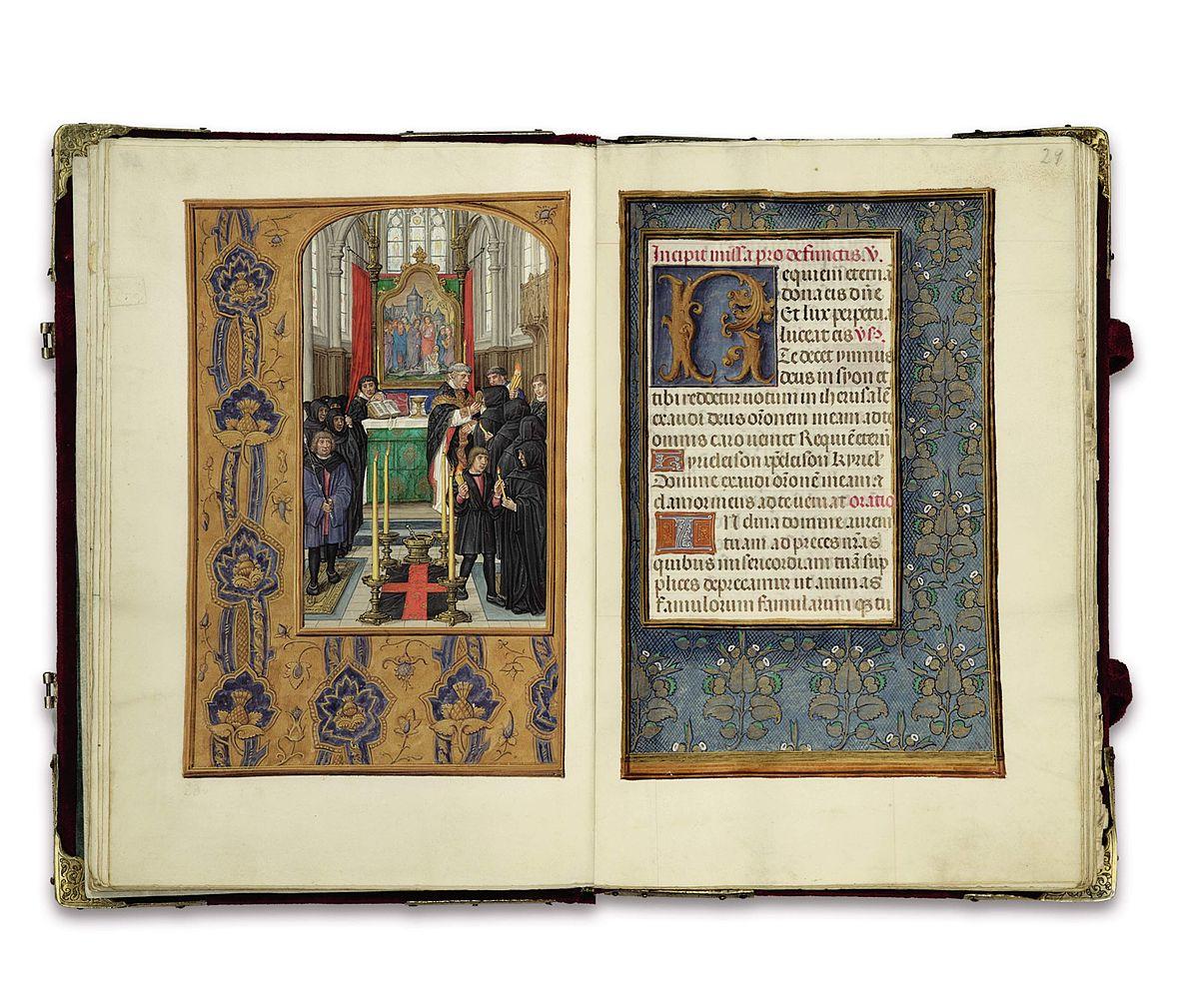 Rothschild Prayerbook - Wikipedia