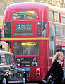 Routemaster on heritage route 9 (10).jpg
