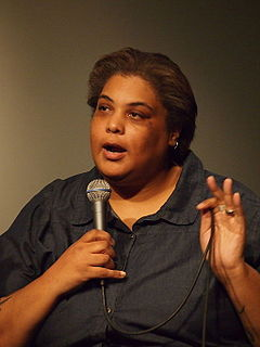 Roxane Gay American writer