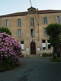 Royère-de-Vassivière Hôtel de Ville.JPG