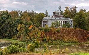 Rozhdestveno Memorial Estate - Nabokov inherited the estate from his uncle in 1916