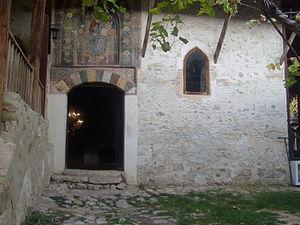 Rozhen Monastery - Image: Rozhen Monastery Todor Bozhinov (28)