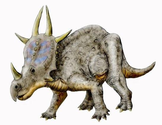 Rubeosaurus NT
