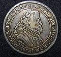 Rudolf II Thaler 1605.JPG