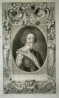 Rudolf von Tiefenbach German military commander