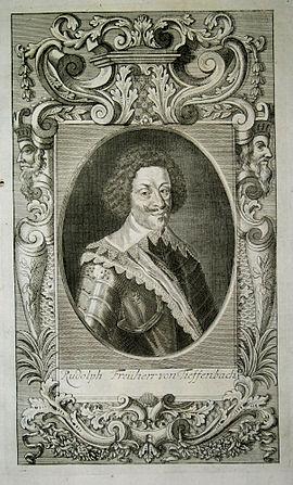 Rudolf von Teuffenbach