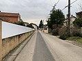Rue des Andrés (Saint-Maurice-de-Beynost) en janvier 2020.jpg