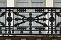 Rue des Vinaigriers (Paris), numéro 55, balcon 02.jpg