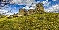 Ruinele cetății Bologa, vedere Sud-Vestică.jpg
