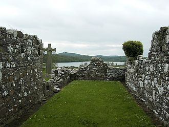 Ninnidh - Ruins of Inishmacsaints