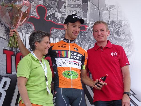 Rumillies (Tournai) - Tour de Wallonie, étape 1, 26 juillet 2014, arrivée (C49).JPG