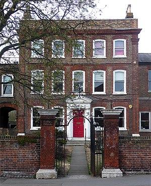 Ruskin House - Ruskin House