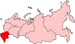 Russian wine - North Caucasus in Russia