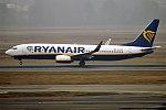 Ryanair, EI-FZS, Boeing 737-8AS (26264839508).jpg
