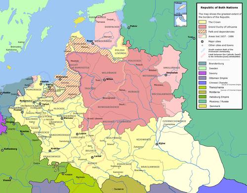 η Λιθουανία χρονολογείται