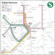 s bahn hannover wikipedia. Black Bedroom Furniture Sets. Home Design Ideas