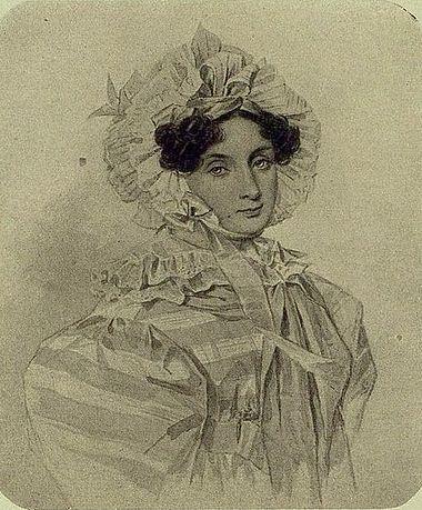 Софья Николаевна, жена